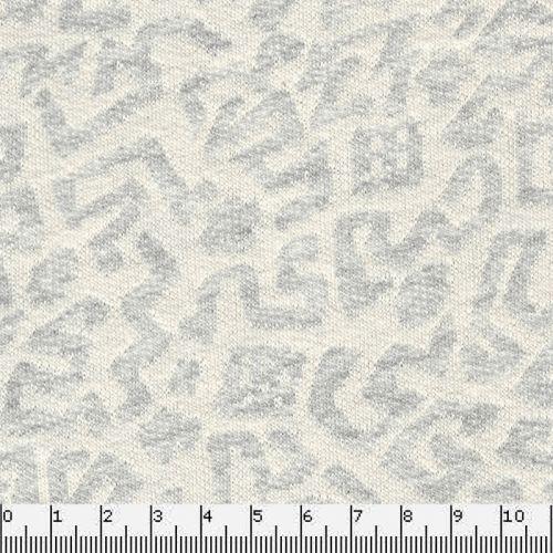Tissu Jersey Maille 70% cot/30% pol70 greige