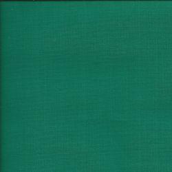 Tissu coton uni vert vif
