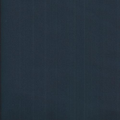 Tissu popeline unie bleu marine