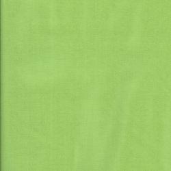 Tissu popeline unie vert anis