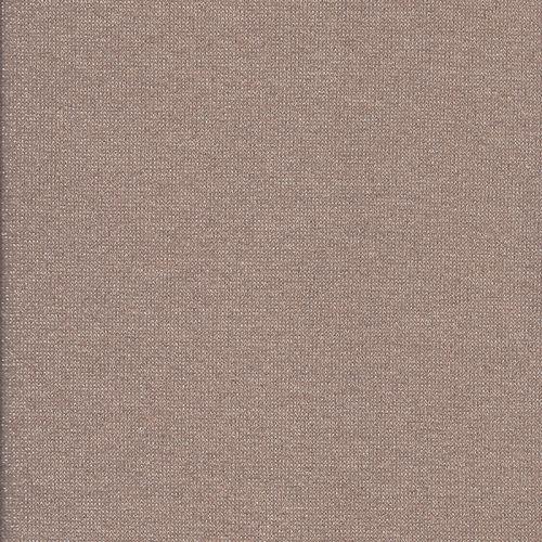 Tissu Maille rose/lurex