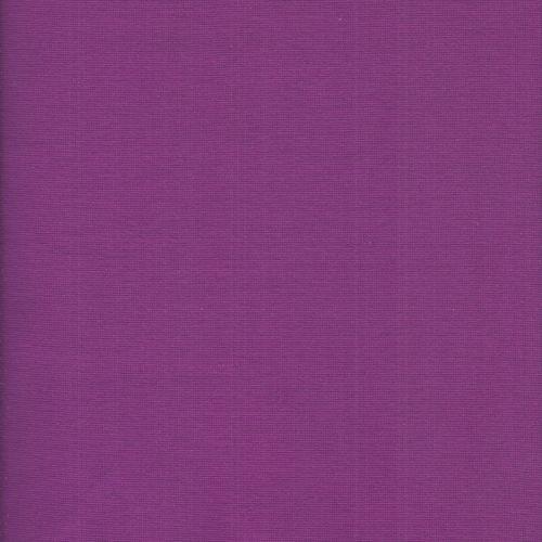 Bord côte tubulaire 35 95% cot/5%El  violet