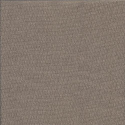 Tissu Canvas 100% marron coton
