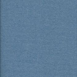 Bord côte 2/2 tubulaire 35 bleu jean
