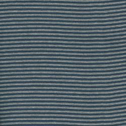 Bord côte rayé marine/gris clair