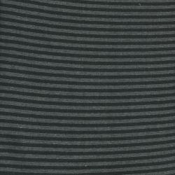 Bord côte rayé gris/noir