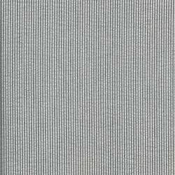 Tissu seersucker gris/blanc
