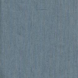 Tissu coton jean léger à rayures