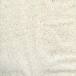 Tissu patch faux uni créme quilting treasures