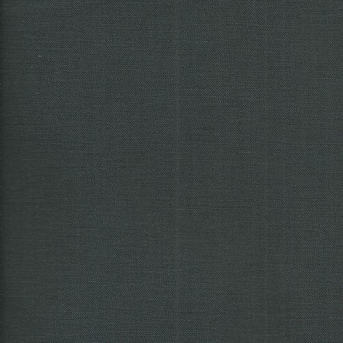 Tissu coton gris foncé