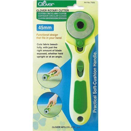 Cutter Rotary Clover 45 mm