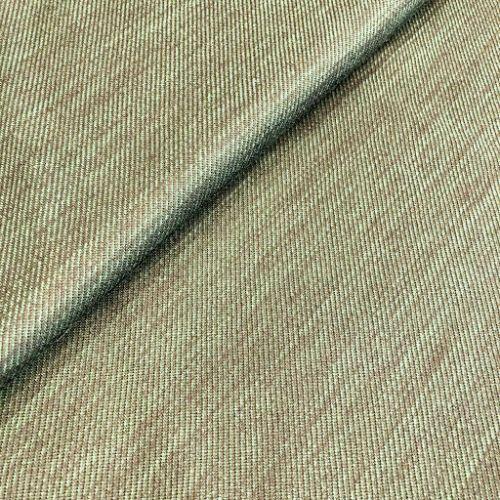 Tissu maille vert Charles Maison Victor