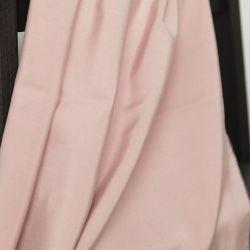 Tissu rose la Maison Victor