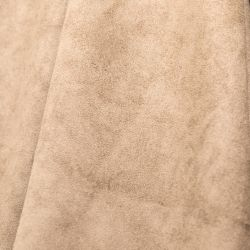 Tissu suédine camel