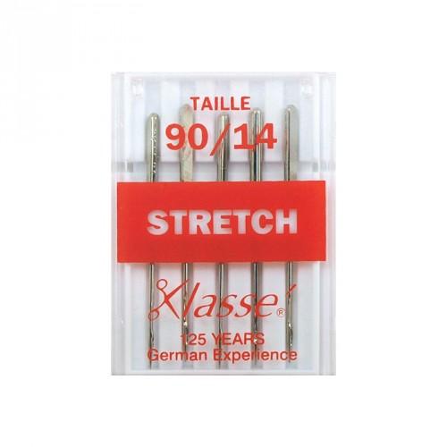 Aiguilles machine stretch 90/14