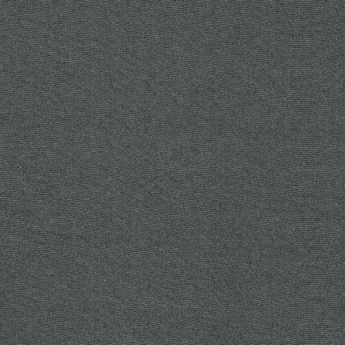Tissu jersey gris chiné réversible