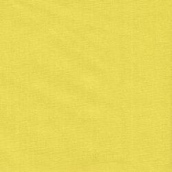 Tissu popeline unie jaune