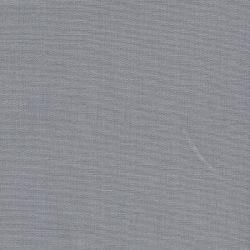 Tissu popeline unie gris