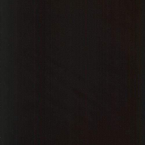 Tissu sergé de coton noir