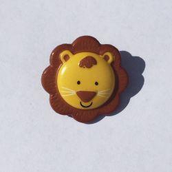 Bouton lion 20mm