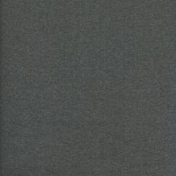 Tissu sweat gris foncé chiné
