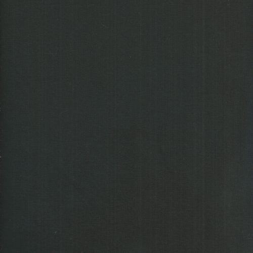 Tissu sweat noir uni larg 150 70%cot/30%pol