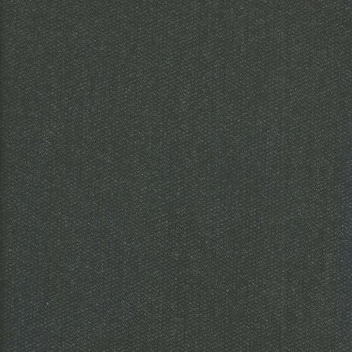 Tissu drap de laine gris foncé chiné noir 100% laine larg 15