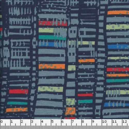 Tissu jersey building larg 150 95%cot/5%el