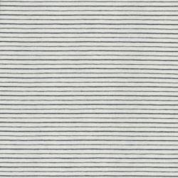 Tissu jersey  marinière blanc/bleu/gris lurex argent bleu 82