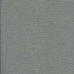 Tissu jersey très fines rayures gris et vert