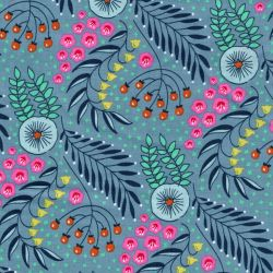 Tissu botanique Michael Miller