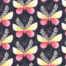 Achetez Tissu Michael Miller papillons de nuit