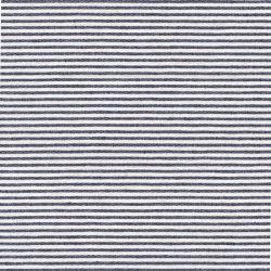 Tissu rayures grises et marine