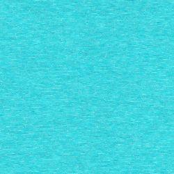 Tissu sweat léger fines rayures bleu