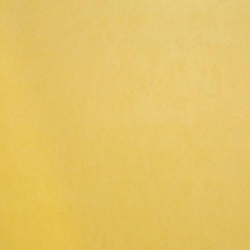 Tissu Minky ras citron