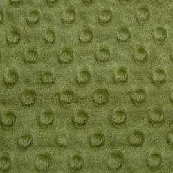 Tissu Minky dot cactus