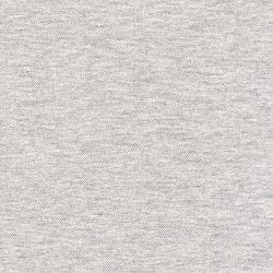 Tissu maille polo gris chiné clair