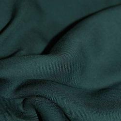 Tissu viscose serge vert sapin - Eglantine et Zoé