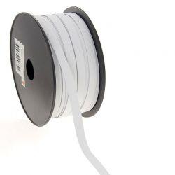 Elastique maille 10 mm blanc