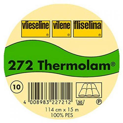 Molleton isolant thermique Thermolam - Vlieseline