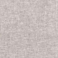 Tissu chambray gris 55%lin/45%cot larg 140 cm