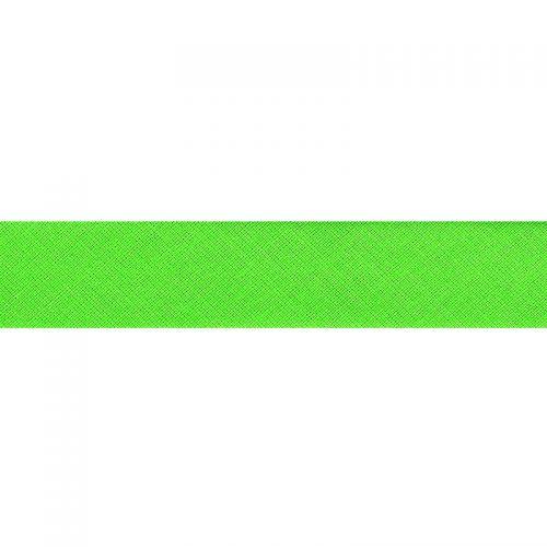 Biais vert fluo 20 mm
