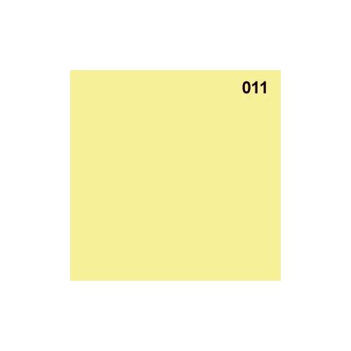 Biais replié 20 mm jaune pale