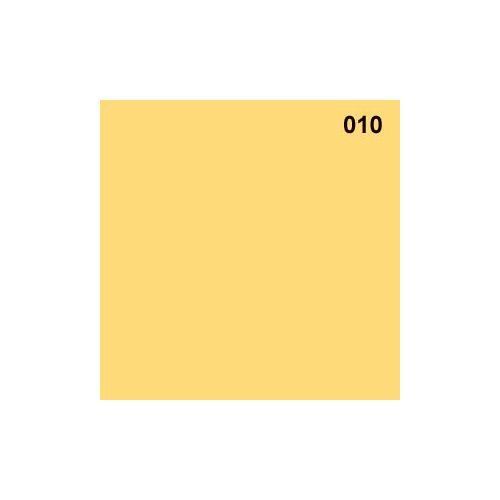 Biais replié 20 mm jaune
