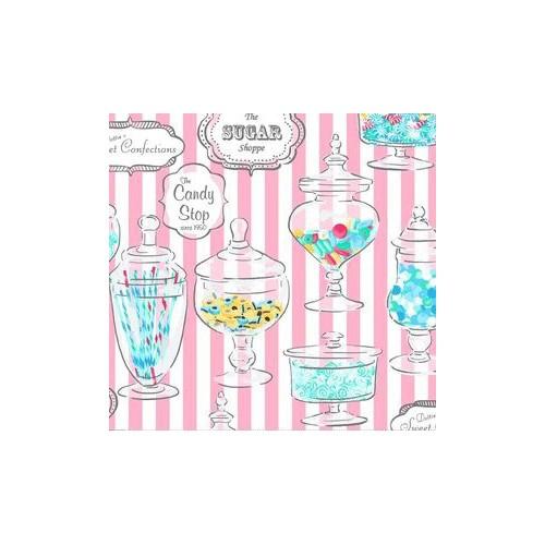 Dotties sweet shop-bonbons chics-P&B