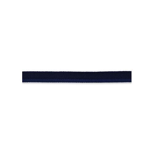 Passepoil élastique bleu