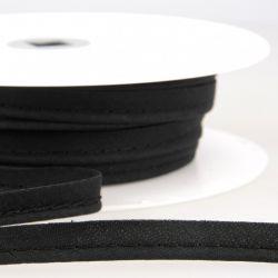 Passepoil 10 mm noir