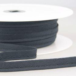 Passepoil gris largeur 10 mm