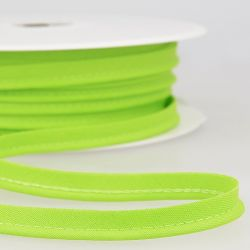 Passepoil vert anis largeur 10 mm
