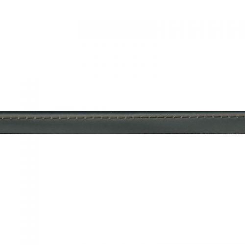 Passepoil plastifié gris largeur 10 mm
